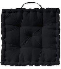 poduszka na siedzisko 40x40 cm asiento czarna