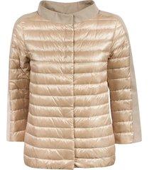 concealed padded jacket