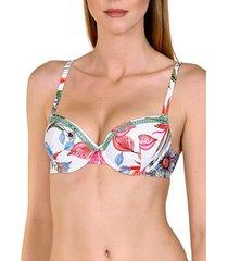 bikini lisca jamaica voorgevormde zwempak top