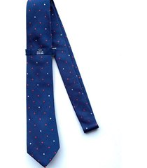 corbata azul oscar de la renta 20aa2104-189