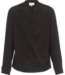 3.1 phillip lim silk blouse