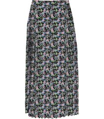 only allium maxi pleated skirt