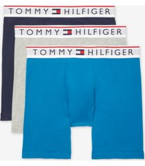 tommy hilfiger men's 3-pk. modern essentials boxer briefs