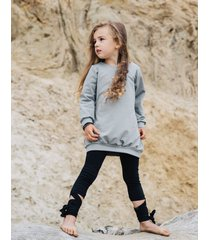 bluza stripes grey