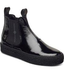 mount verm shoes chelsea boots svart canada snow