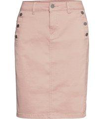 frlomax 3 skirt kort kjol rosa fransa