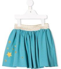 raspberry plum vedette skirt - blue