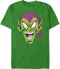 fifth sun men's goblin head short sleeve crew t-shirt