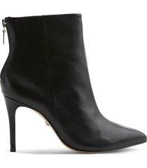 michela bootie - 10.5 black leather