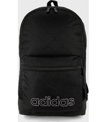 morral  negro-blanco adidas performance tailored for her