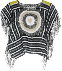 of handmade capes & ponchos