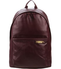 mochila violeta puma  prime backpack cali