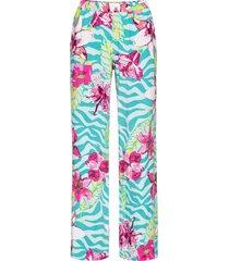 pantaloni a palazzo (verde) - bodyflirt boutique