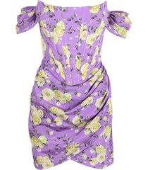 giuseppe di morabito silk dress
