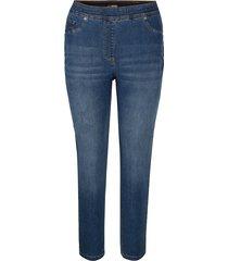 jeansleggings miamoda blue stone