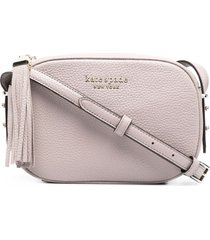 kate spade roulette crossbody bag - neutrals