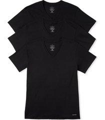 men's calvin klein 3-pack classic fit t-shirt