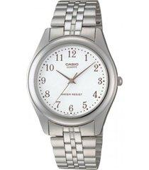 reloj análogo casio mtp-1129a-7b-gris