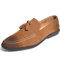 slip on casual mocassini eleganti da uomo