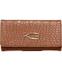 bolsa carteira clutch k3 caramelo