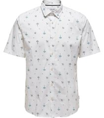 onsbart life ss aop stretch shirt 9