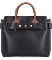 burberry the belt leather handbag