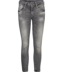 arc 3d mid skinny wmn skinny jeans grå g-star raw