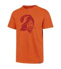'47 brand men's tampa bay buccaneers throwback club t-shirt