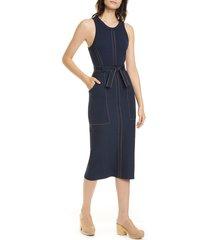 women's rachel comey inhibit wool blend dress