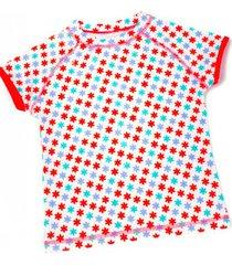 t-shirt plażowo-kąpielowy z filtrem uv50+