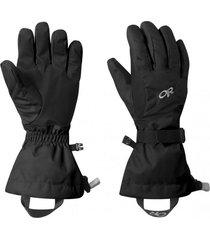 guante adrenaline negro outdoor research