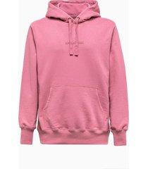 aime leon dore logo heater sweatshirt ch002