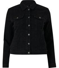 jeansjacka vmhot soya ls denim jacket