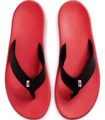 9-sandalias de hombre nike nike kepa kai thong-rojo