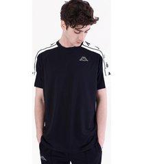 camiseta hombre 222 banda 10 arset - kappa