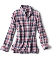 indigo tech woven shirt