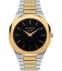 men's vitae london ada bracelet watch, 42mm