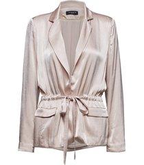 sofia lotus blazer blazer colbert roze bruuns bazaar