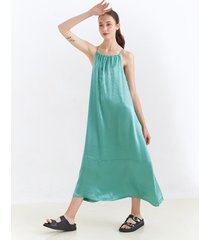 vestido verde desiderata lulum