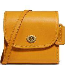 coach the coach originals runway glovetanned leather crossbody bag -