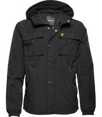 pocket jacket gevoerd jack zwart lyle & scott