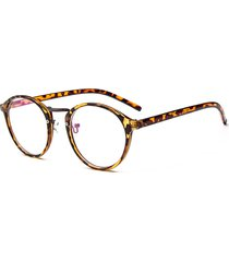 occhiali da vista da uomo, donna, vintage, retrò, circolare, occhiali, pc, trasparente, lente occhiali da vista