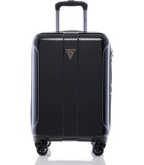 "guess fashion travel lustre 2 20"" hardside carry-on spinner"