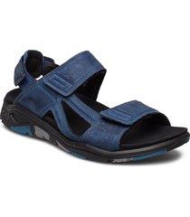 x-trinsic m shoes summer shoes sandals blå ecco