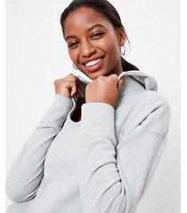 loft tunic hoodie