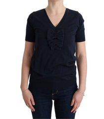 100% lana wool blouse top