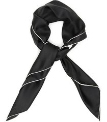 horseferry print scarf
