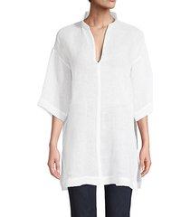 organic linen tunic