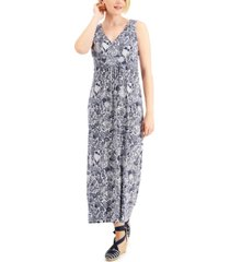 charter club petite maxi dress, created for macy's