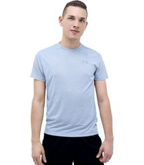 camiseta gris under armour streaker 2.0 twist ss